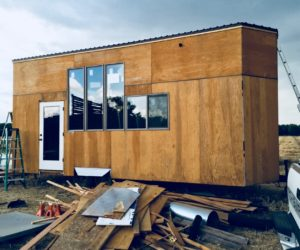 Tiny Home Costs: DIY vs. Builders.